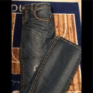 MEK DNM Buckle Jeans